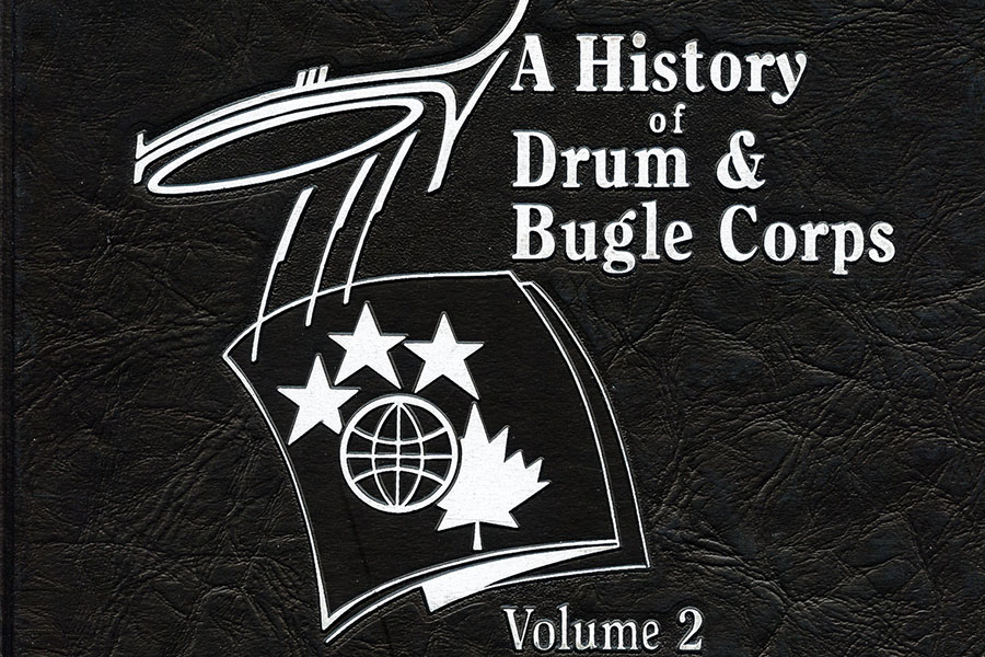room A History of Drum and Bugle Corps VOL 2