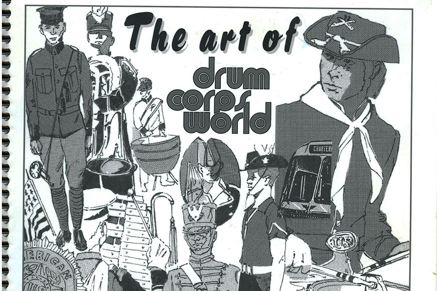 room The Art of Drum Corps World