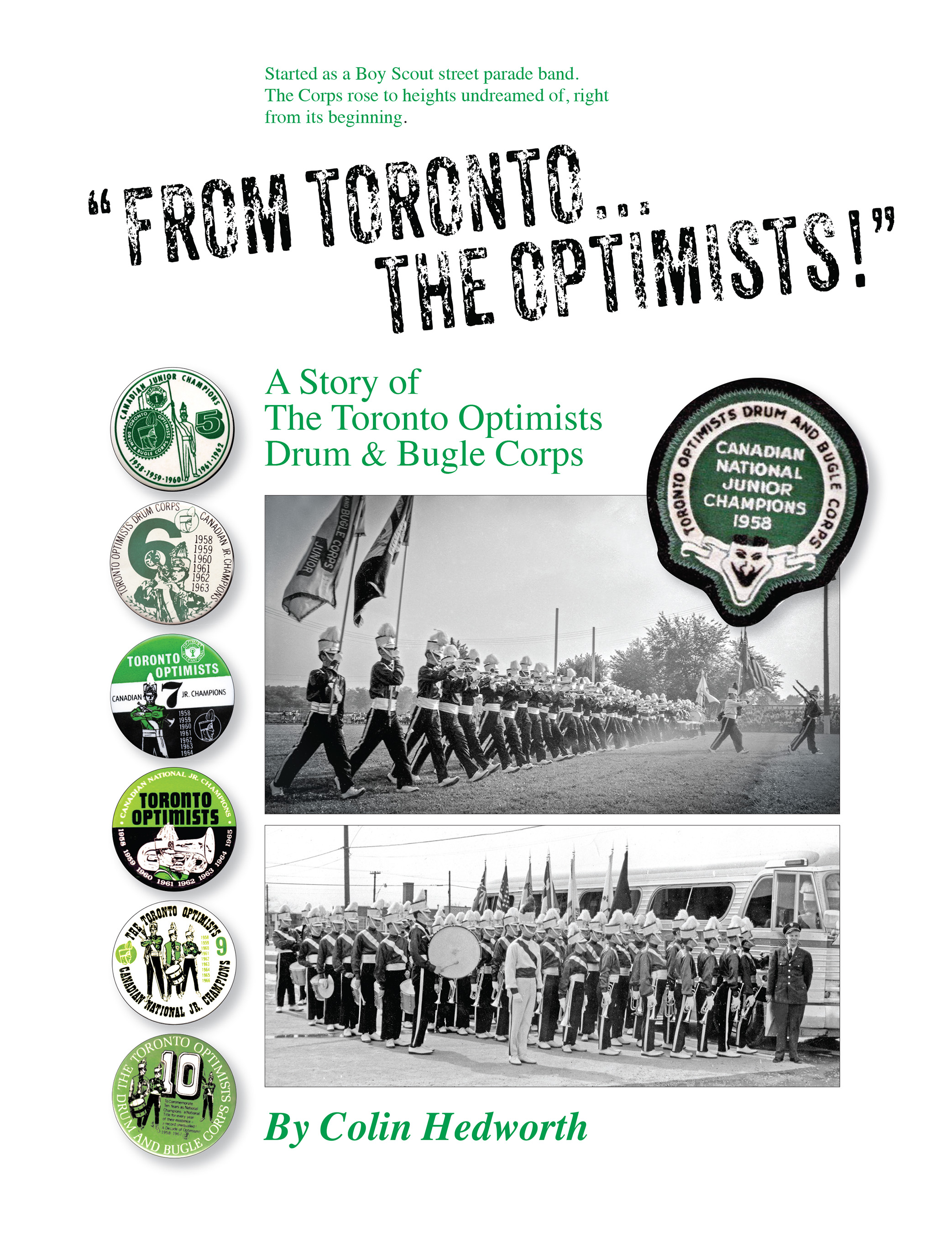 room From Toronto...The Optimists by Colin Hedworth